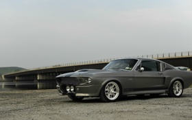 Картинка авто, GT500, ford, Ford Mustang, Shelby Eleanor