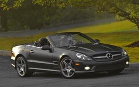 Обои Mercedes, машины, тачки, мерседесы, Night Edition, авто обои, Benz SL550