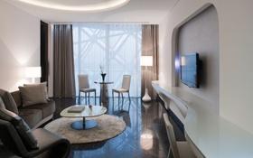 Обои interior, room, house