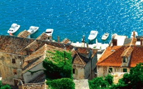 Картинка море, Хорватия, Адриатика, Шибеник