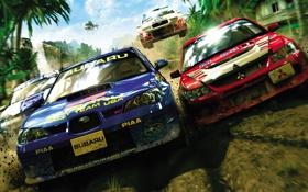 Обои WRC, Sega, Rally Revo