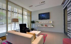 Обои дизайн, стиль, комната, интерьер, гостиная