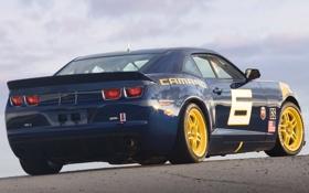 Обои задняя часть, камаро, Concept, Chevrolet, концепт, шевроле, Racecar