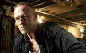 Картинка zombie, Merle Dixon, Мерл Диксон, актёр, зомби, serial, лицо