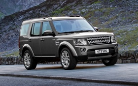 Обои Land Rover, Discovery, дискавери, 2013, ланд ровер