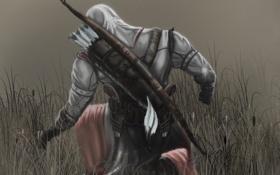 Картинка коннор, assassins creed, ассасин, assassin, connor kenway