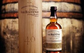 Картинка whiskey, wood, bottle, booze