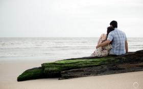 Картинка море, настроение, свидание