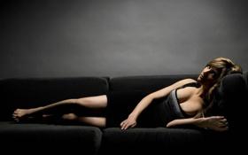 Картинка девушки, настроения, мода, красивые обои, Rachael Leigh Cook