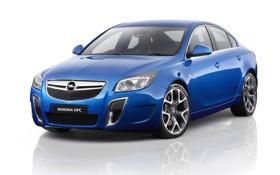 Картинка инсигния, Opel, 2013, опель, OPC, Insignia