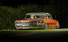 Картинка auto, impala, chevrole, classic