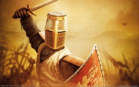 Обои wallpaper, kings, crusade, lionheart