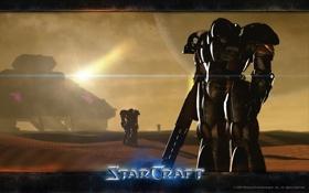 Картинка starcraft, blizzard, старкрафт, терраны