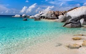Обои море, вода, камни, фото, океан, пейзажи