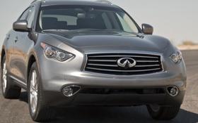 Обои колеса, SUV, FX35, Sport Utility Vehicle, infiniti, эмблема, фары