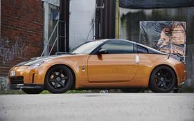 Обои Nissan, Nissan 350Z, 350Z