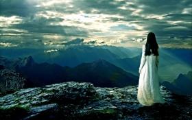 Картинка готика, мрак, Одиночество, Loneliness