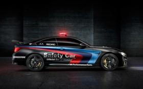 Обои фото, Черный, BMW, Тюнинг, Автомобиль, MotoGP, safety car