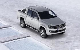 Обои 2011, Volkswagen, Amarok