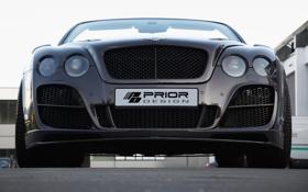 Картинка car, машина, tuning, Bentley Continental GT Cabriolet, PRIOR DESIGN