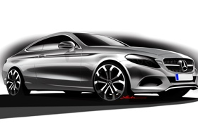 Обои Mercedes-Benz, мерседес, C-Class