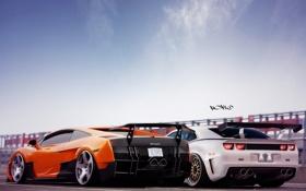 Обои cars, машины, camaro, sportcars, Lamborghini, автомобили, суперкары