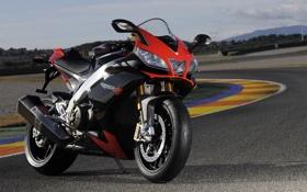 Обои мотоцикл, Aprilia, RSV4, гоночный трек, передок, супербайк, superbike