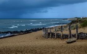 Картинка Франция, остров, Атлантический океан, Бискайский залив, Олерон
