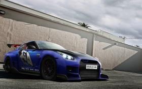 Обои GTR, Nissan, DOCG