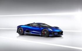 Обои car, авто, ягуар, supercar, hq wallpaper, Jaguar C-X75