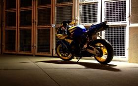 Обои мотоцикл, Honda, хонда, спортивный, CBR, цбр