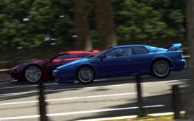 Обои cars, gt5, gran turismo 5