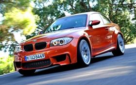 Обои BMW, фото авто, 1M 2011