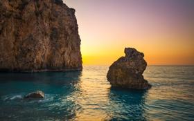 Обои Греция, Greece, Lefkada, Лефкада