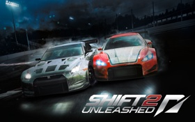 Обои 2011, Unleashed, march, NFS, SHIFT2