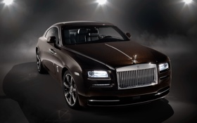 Картинка Rolls-Royce, роллс-ройс, Wraith, 2015, Inspired by Music