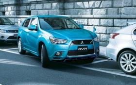 Обои RVR, Mitsubishi, 2011