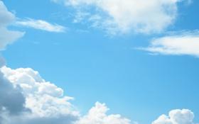 Обои небо, облака, пейзажи, облако, фотографии