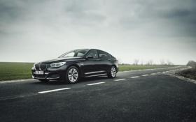 Обои BMW, 5 Series, Gran Turismo, F07