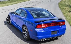 Обои Charger, задок, спортивный, автомобиль, Daytona, R/T, Dodge