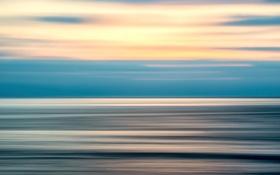 Обои цвет, небо, море