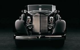 Картинка Super, Packard, 1934, Eight, Phaeton, Cowl