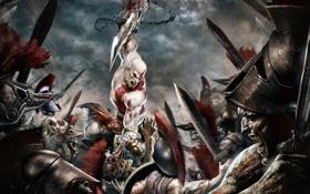 Обои Игры, game, God of War