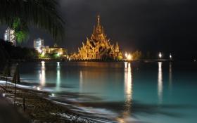 Картинка ночь, Тайланд, Патайя