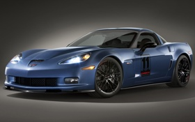Картинка Corvette, carbon, z06