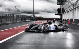 Картинка Signatech Nissan, LMP2, ниссан, болид, трасса, спорткар