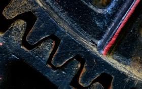 Картинка макро, металл, механизм