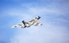 Обои оружие, самолёт, The Avro Vulcan
