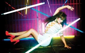 Картинка певица, Cheryl Cole, A Million Lights