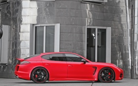 Картинка car, машина, авто, обои, Porsche, Panamera, wallpaper